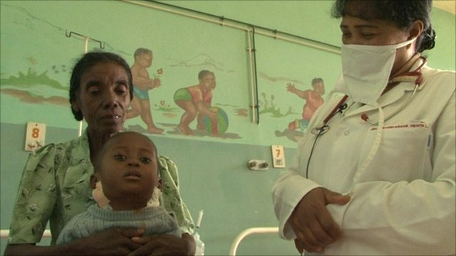Madagascar hospital