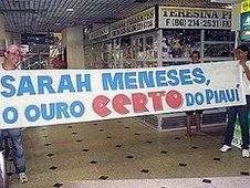 Colegio Certo's banner for Sarah