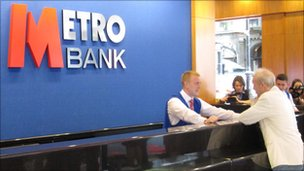 Metro bank