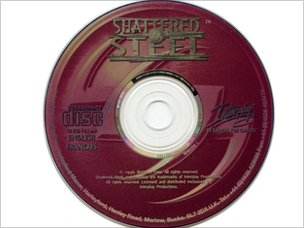 Shattered Steel CD-Rom