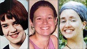 Peter Tobin's Victims