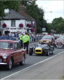 Classics on the Common in Harpenden