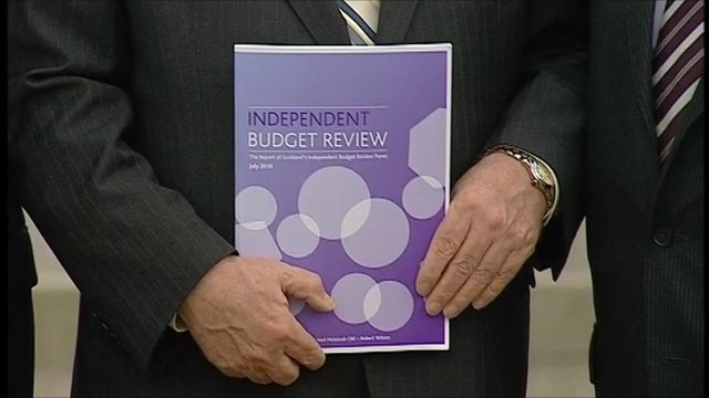 Independent Budget Review report