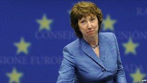EU High Representative for Foreign Affairs, Baroness Catherine Ashton (Photo: July 2010)