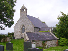 St Gredifael's Church