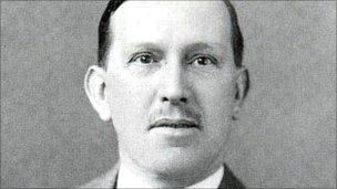 Ernest Cox