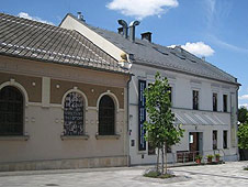 Synagogue in Oswiecim