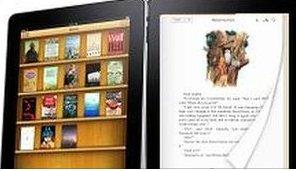 iPad showing Winnie The Pooh