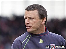 Stoke City coach Mark O'Connor
