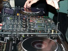 On the decks