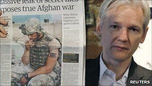 Julian Assange 26.7.10