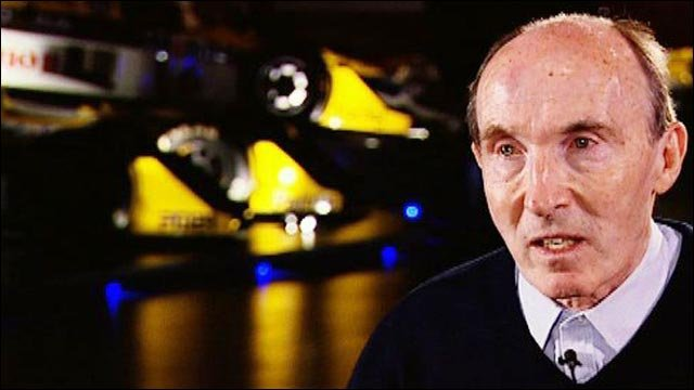 A life in Formula 1 - Frank Williams