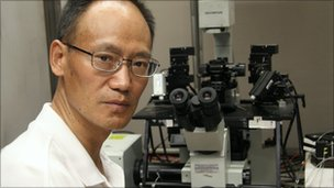 Professor Guosong Liu