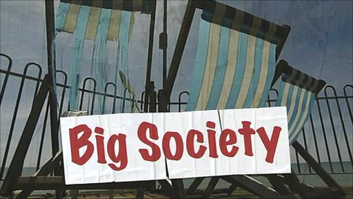 Big society graphic