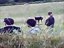 Steven Spielberg on Dartmoor
