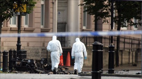 how to become a forensic scientist in ireland