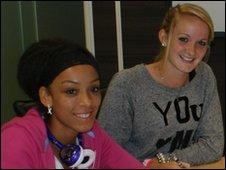 Jess Clarke & Sophie Bradley