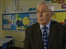 Headmaster David Lack