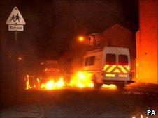 Oldham riots