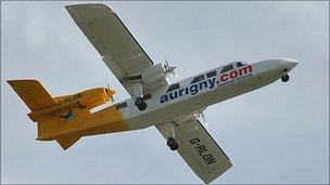 Aurigny Trislander