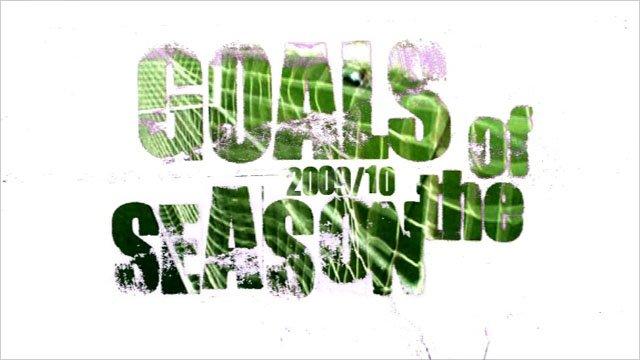 Goal of the Season - 2009/10