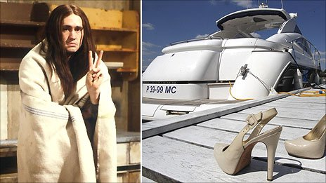 The Young Ones and luxury brands