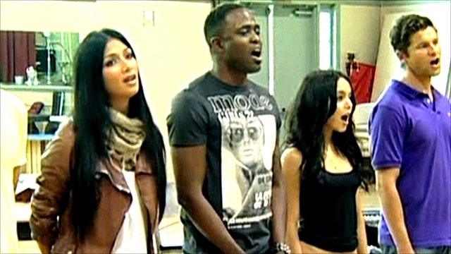 The new stars of Rent