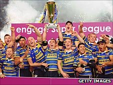 Leeds Rhinos are the reigning Super League champions