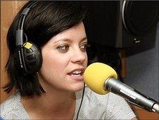 Lily Allen, BBC Big Weekend