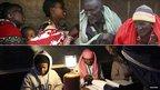Referendum voters around Kenya on Wednesday 4 August 2010