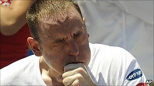 Joey 'Jaws' Chestnut