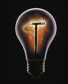 Comedy in the Dark logo