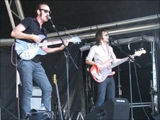 The B.Goodes at Ipswich Music Day
