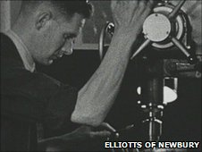 Work at Elliots of Newbury