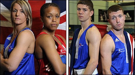 Amanda Coulson - Natasha Jonas and Luke Campbell - Scott Cardle