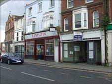 St Matthew's Street, Ipswich