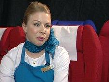Hanna O'Sullivan, Gulf Air Sky Nanny.