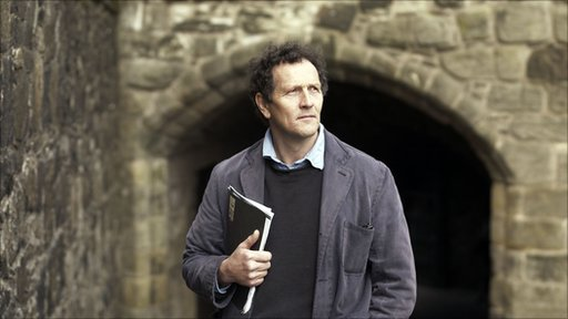 Monty Don on Who Do You Think You Are?