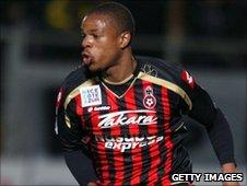 Nice striker Loic Remy