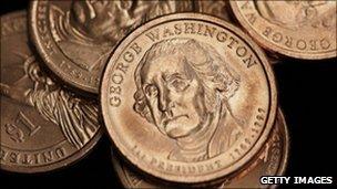 $1 coin