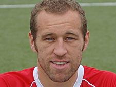 Crewe Alexandra defender David Artell