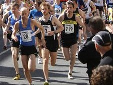 Middlesbrough 10K runners 2009