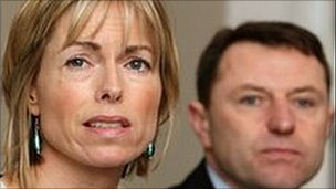 McCanns Secret Meeting With Theresa May .......Or something like that.  _48637843_008784019-1