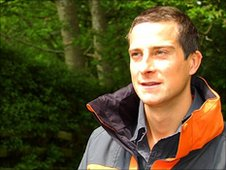 Bear Grylls is the Chief Scout for the Scouting Association