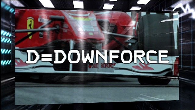 The Formula - Downforce