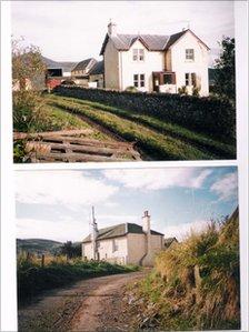 Mount Stewart Murder house