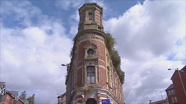 Swansea's Palace Theatre