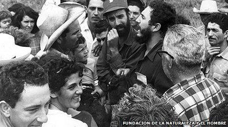 "Mr Castro, ""Nunez"" and farmers"
