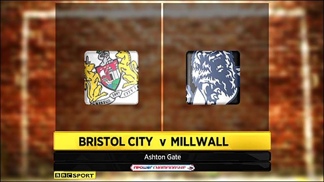 Highlights - Bristol City 0-3 Millwall