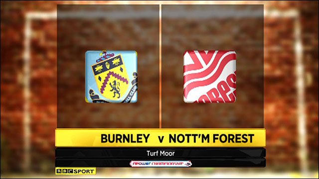 Highlights - Burnley 1-0 Nottm Forest